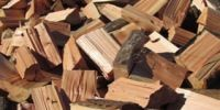 Types of fire wood for wood burners