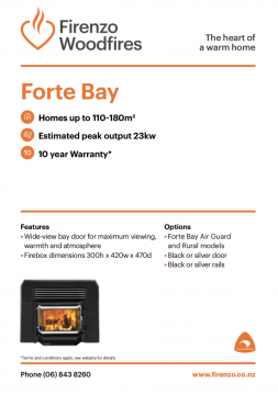 Forte Bay Product Sheet