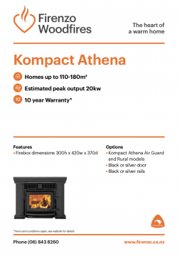 Kompact Athena Product Sheet