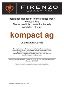 Installation Guide Kompact AG