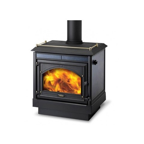 Rural Fireplace Freestanding